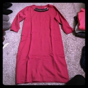 Wool Boden Sweater Dress